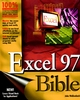 Excel 97 Bible (0764530364) cover image