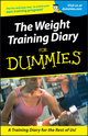 Weight Training Diary For Dummies (0764553364) cover image