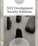 .NET Development Security Solutions (0782142664) cover image