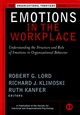 Emotions in the Workplace: Understanding the Structure and Role of Emotions in Organizational Behavior (0787957364) cover image