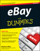 eBay For Dummies, 7th Edition (1118098064) cover image