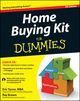 Home Buying Kit For Dummies, 5th Edition (1118117964) cover image