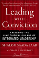 Leading with Conviction: Mastering the Nine Critical Pillars of Integrated Leadership (1118444264) cover image