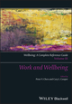 Wellbeing: A Complete Reference Guide, Volume III, Work and Wellbeing (1118608364) cover image