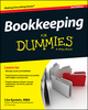Bookkeeping For Dummies, 2nd Edition (1118950364) cover image