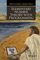 Elementary Number Theory with Programming (1119062764) cover image