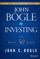 John Bogle on Investing: The First 50 Years (1119088364) cover image