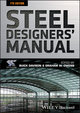Steel Designers' Manual, 7th Edition (1119249864) cover image