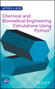 Chemical and Biomedical Engineering Calculations Using Python (1119267064) cover image