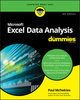 Excel Data Analysis For Dummies, 4th Edition (1119518164) cover image