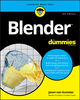 Blender For Dummies, 4th Edition (1119616964) cover image
