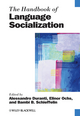 The Handbook of Language Socialization (1405191864) cover image