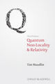Quantum Non-Locality and Relativity: Metaphysical Intimations of Modern Physics, 3rd Edition (1444331264) cover image