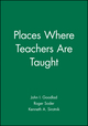 Places Where Teachers Are Taught (1555422764) cover image