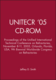 UNITECR '05 - CD-ROM: Proceedings of the Unified International Technical Conference on Refractories, November 8-11, 2005, Orlando, Florida, USA, 9th Biennial Worldwide Congress on Refractories (1574982664) cover image