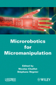 Microrobotics for Micromanipulation (1848211864) cover image