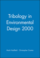 Tribology in Environmental Design 2000 (1860582664) cover image