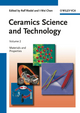 Ceramics Science and Technology, Volume 2: Materials and Properties (3527311564) cover image