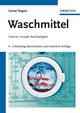 Waschmittel: Chemie, Umwelt, Nachhaltigkeit, 4. Auflage (3527643664) cover image