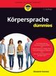 Körpersprache für Dummies, 2. Auflage (3527800964) cover image
