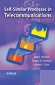 Self-Similar Processes in Telecommunications (0470014865) cover image