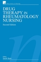 Drug Therapy in Rheumatology Nursing, 2nd Edition (0470027665) cover image