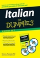 Italian For Dummies Audio Set (0470095865) cover image