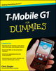 T-Mobile G1 For Dummies (0470505265) cover image