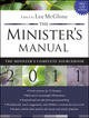 The Minister's Manual, 2011 Edition (0470587865) cover image