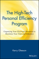 The High-Tech Personal Efficiency Program: Organizing Your Electronic Resources to Maximize Your Time and Efficiency (0471172065) cover image