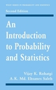 An Introduction to Probability and Statistics, 2nd Edition (0471348465) cover image