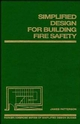 Simplified Design for Building Fire Safety (0471572365) cover image