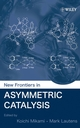 New Frontiers in Asymmetric Catalysis (0471680265) cover image