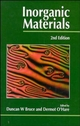 Inorganic Materials, 2nd Edition (0471960365) cover image