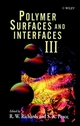 Polymer Surfaces and Interfaces III (0471982865) cover image