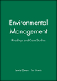 Environmental Management: Readings and Case Studies (0631201165) cover image