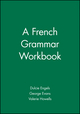 A French Grammar Workbook (0631207465) cover image