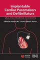 Implantable Cardiac Pacemakers and Defibrillators: All You Wanted to Know (0727915665) cover image