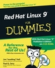 Red Hat Linux 9 For Dummies (0764544365) cover image