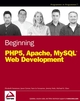 Beginning PHP5, Apache, and MySQL Web Development (0764579665) cover image