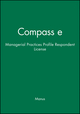 Compass e: Managerial Practices Profile Respondent License (0787945765) cover image