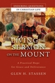 Living the Sermon on the Mount: A Practical Hope for Grace and Deliverance (0787977365) cover image