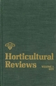 Horticultural Reviews, Volume 1 (1118060865) cover image