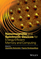 Nanomagnetic and Spintronic Devices for Energy-Efficient Memory and Computing (1118869265) cover image