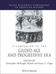 A Companion to the Gilded Age and Progressive Era (1118913965) cover image