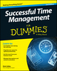 Successful Time Management For Dummies, 2nd Edition (1118982665) cover image