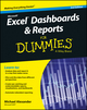 Excel Dashboards and Reports for Dummies, 3rd Edition (1119076765) cover image