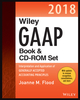 Wiley GAAP 2018: Interpretation and Application of Generally Accepted Accounting Principles Set (1119396565) cover image