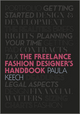 Freelance Fashion Designer's Handbook (1444335065) cover image