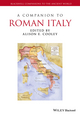 A Companion to Roman Italy (1444339265) cover image